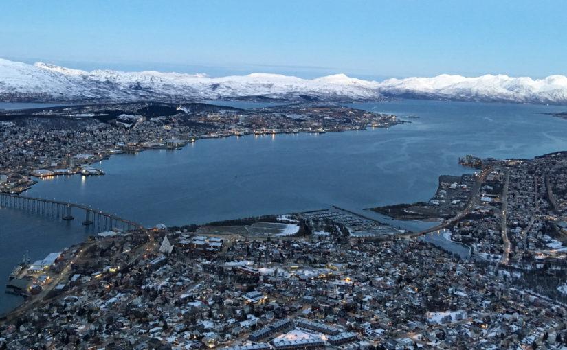 Scandinavia in Winter – Start of a tour!