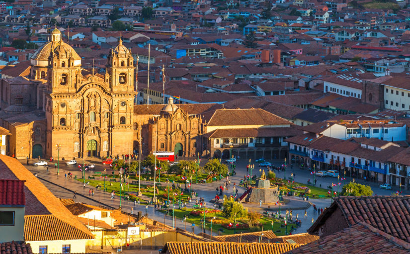 Cusco Day and Night
