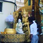 Burma Vacation